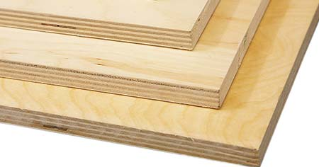 Sheet Material - Timber products by Flanagan Timber
