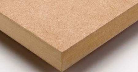 Medium Density Fibreboard (M.D.F)