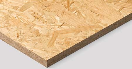 Flanagan Timber Oriented Strand Board (OSB)