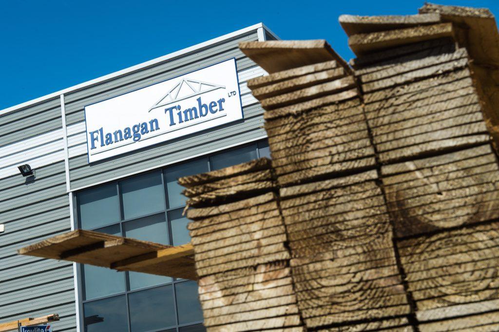 Medium Density Fibreboard (M.D.F) -  Flanagan Timber